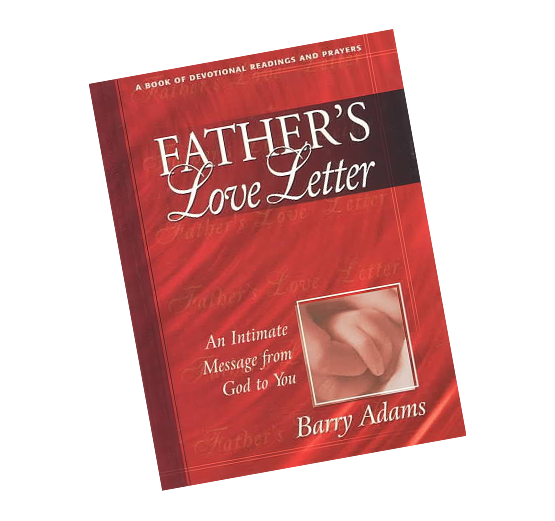 Father's Love Letter book cover