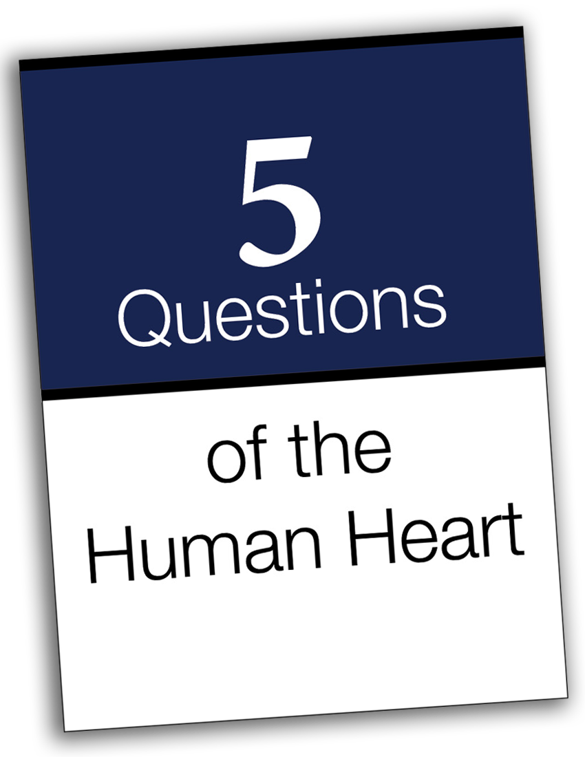 DOH - Questions of the Human Heart COVER IMAGE 1