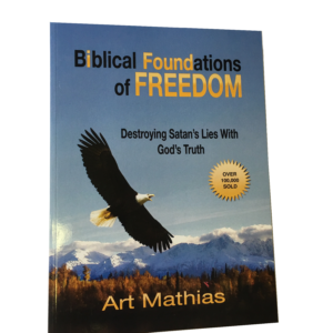 Biblical Foundations of Freedom book cover