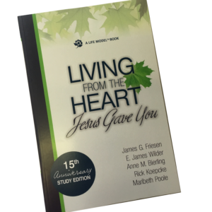 Living from the Heart book cover