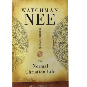The Normal Christian Life book cover