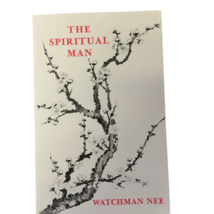 The Spiritual Man book cover