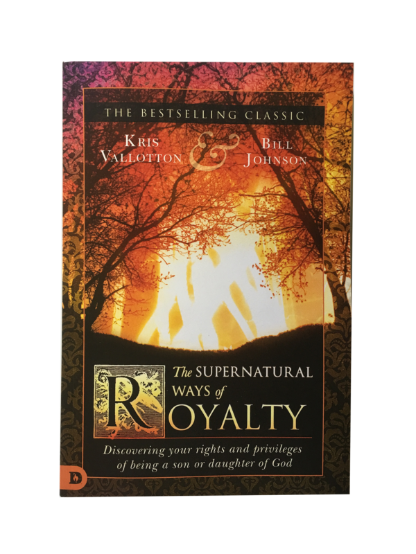 The Supernatural Ways of Royalty book cover